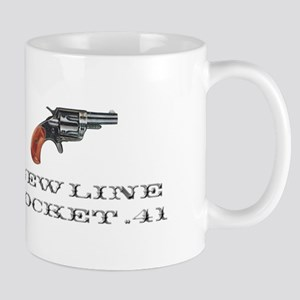 Colt New Line Pocket .41 Mug