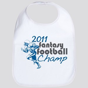 2011 Fantasy Football Champ Bib
