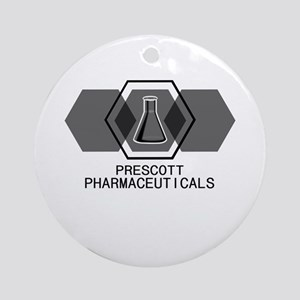 Prescott Pharmaceuticals Ornament (Round)