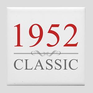 1952 Classic Tile Coaster