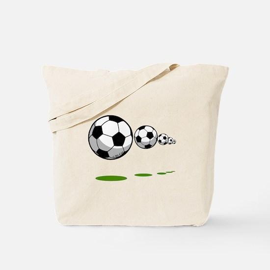 Soccer (11) Tote Bag