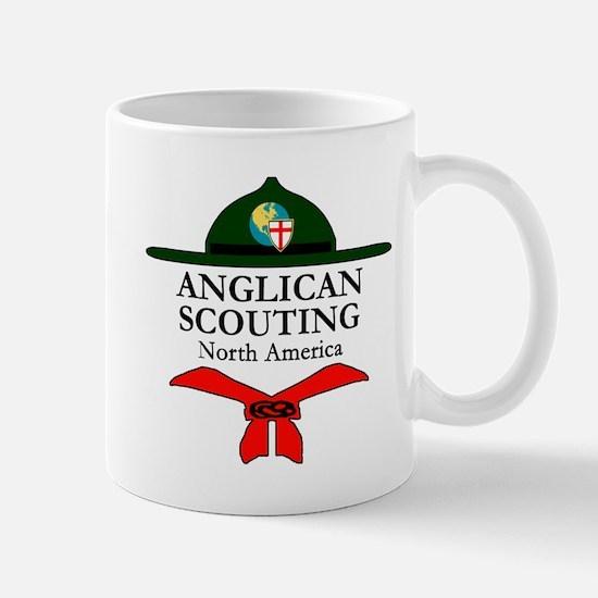Anglican Scouting Mug