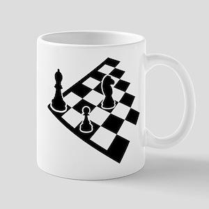 Chessboard chess Mug