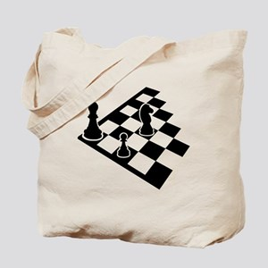 Chessboard chess Tote Bag