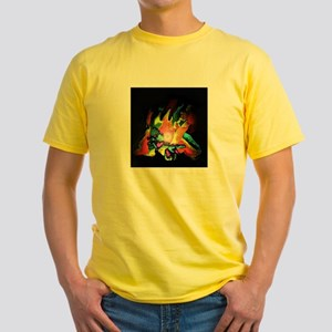 Yellow Dawn of Creation T-Shirt