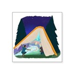 Camp Revpit - By Jules Foster Sticker