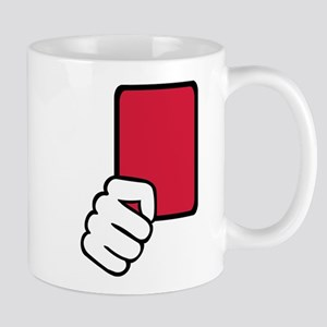 Referee red card Mug