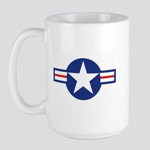 Star & Bar Large Mug