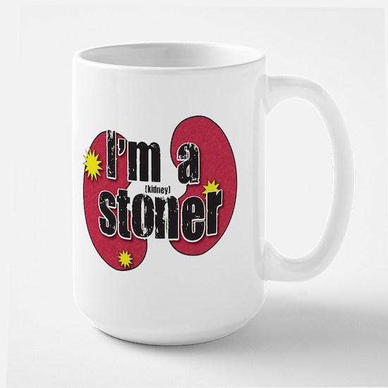 Kidney Stoner Large Mug