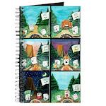 Camp Revpit Marshmallows Journal