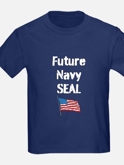 Future Seal Kids T-Shirt