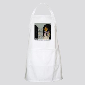 Passover Recipe in Hieroglyphics Apron