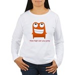 Sugar Rush Women's Long Sleeve T-Shirt