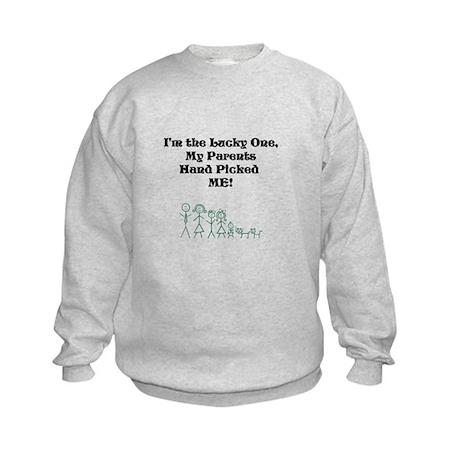 Adoption Kids Sweatshirt