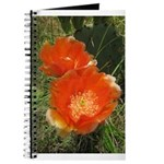 Prickly Pear Blooms Journal