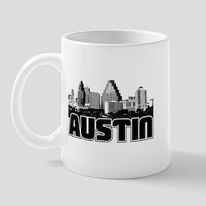 Austin Skyline Mug