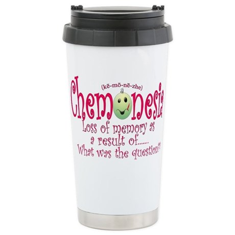 Group Therapy 2 Stainless Steel Travel Mug