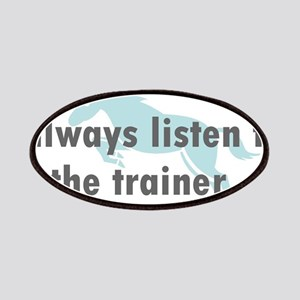 Always Listen to the Trainer Patches