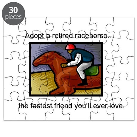 Adopt a Racehorse Puzzle