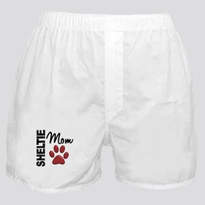Sheltie Mom 2 Boxer Shorts