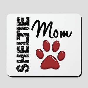 Sheltie Mom 2 Mousepad