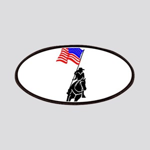 Flag Rider Patches