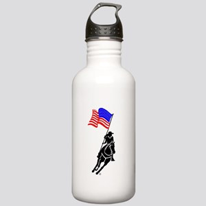 Flag Rider Stainless Water Bottle 1.0L