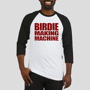 Birdie Making Machine Baseball Jersey