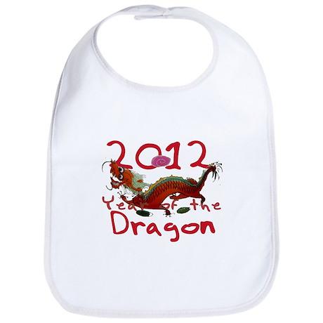 2012 - Year of the Dragon Bib