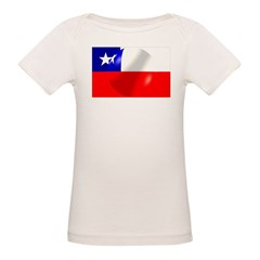 Chilean Flag With Bubble Tee
