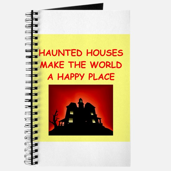 haunted houses Journal