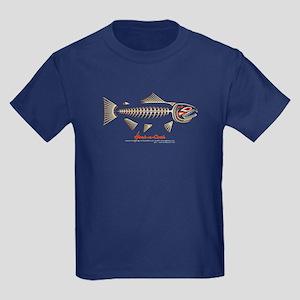 Hook & Cook. Kids Dark T-Shirt