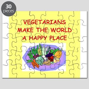 vegetarians Puzzle