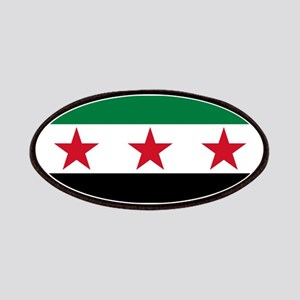 pre-1963 Flag of Syria Patches