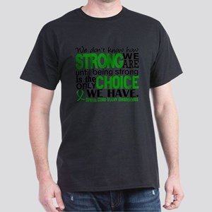 Spinal Cord Injury HowStrongWeAre1 T-Shirt