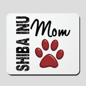 Shiba Inu Mom 2 Mousepad
