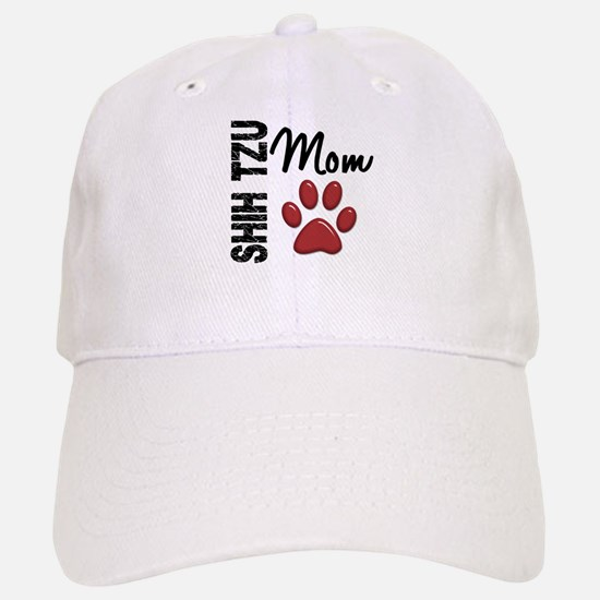 Shih Tzu Mom 2 Baseball Baseball Cap