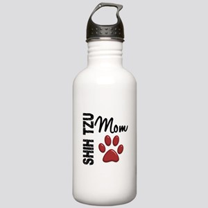 Shih Tzu Mom 2 Stainless Water Bottle 1.0L