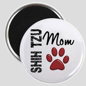 Shih Tzu Mom 2 Magnet