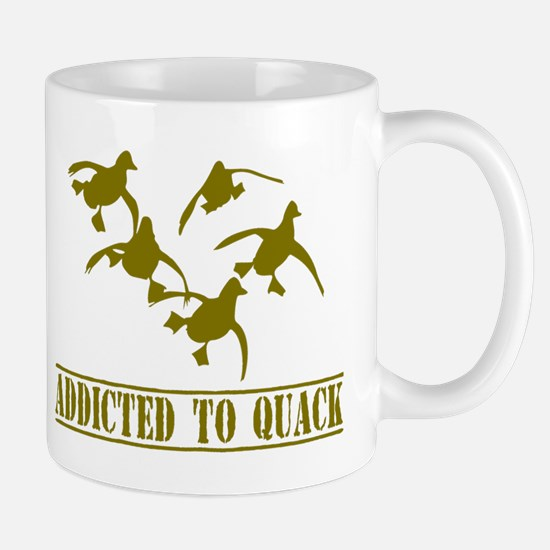 Addicted to Quack Mug