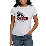 Honey Badger BAMF Women's T-Shirt
