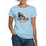Honey Badger BAMF Women's Light T-Shirt