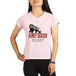 Honey Badger BAMF Performance Dry T-Shirt