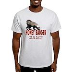 Honey Badger BAMF Light T-Shirt