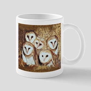 owls for blanket2 Mugs