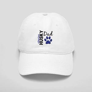 Siberian Husky Dad 2 Cap