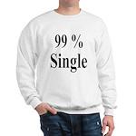 99% Single Sweatshirt