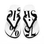 75% Single Flip Flops