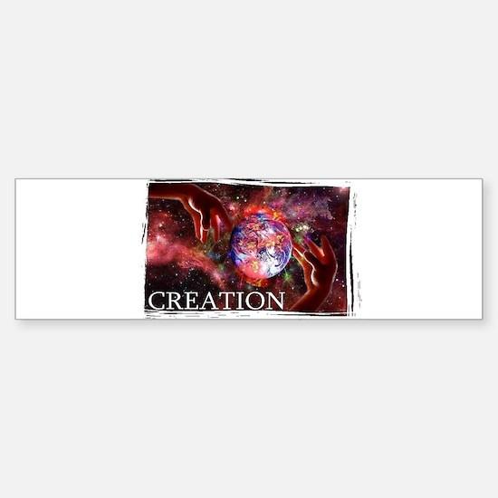 creation Sticker (Bumper)