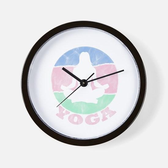 Cute Mats Wall Clock
